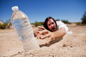 What are the Severe Dehydration Symptoms